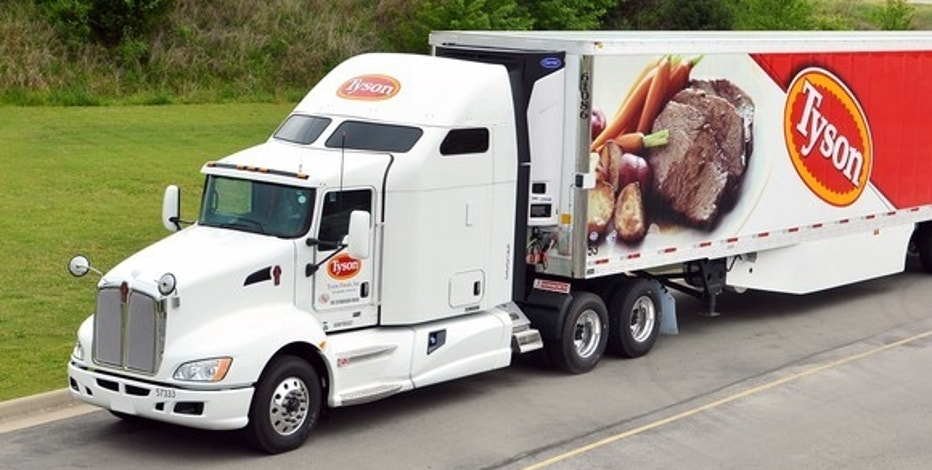 Tyson Foods issues strong revenue guidance