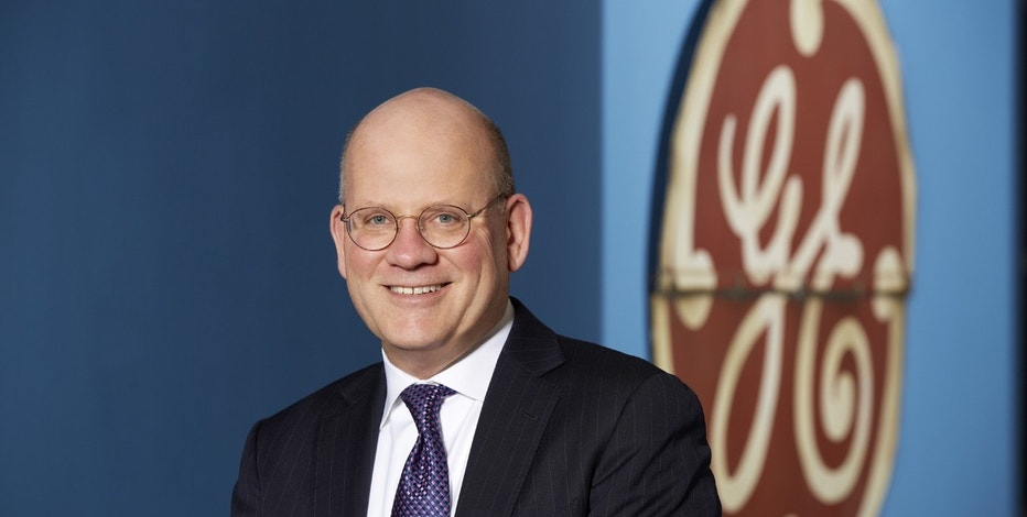 General Electric named John Flannery its CEO effective Aug. 1, 2017.
