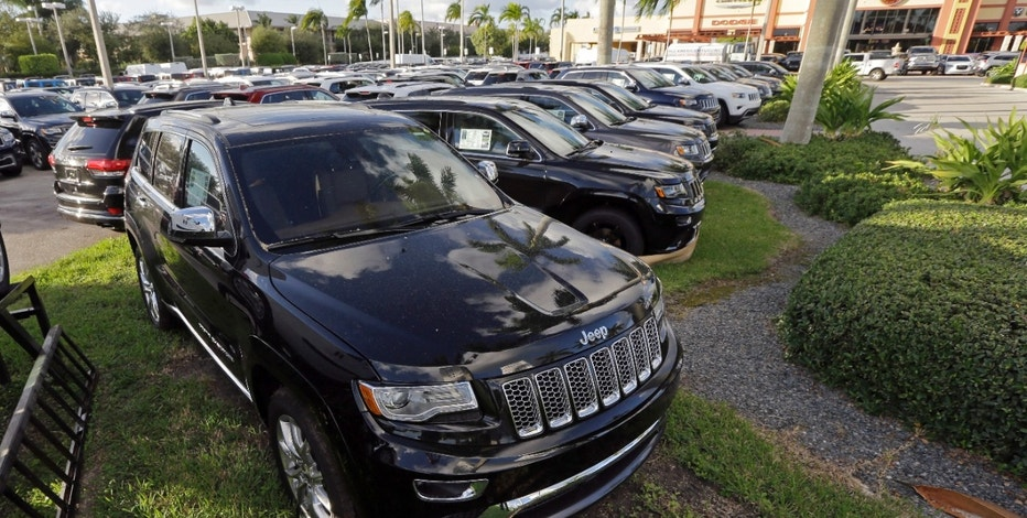 Chinese automaker reportedly bids for Fiat Chrysler