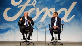 Ford will balance present with future: CEO Jim Hackett