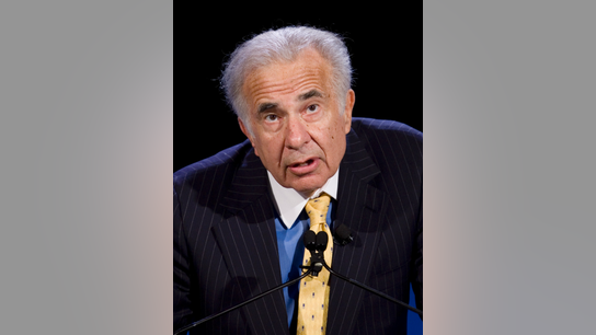 Icahn steps down as unofficial Trump adviser