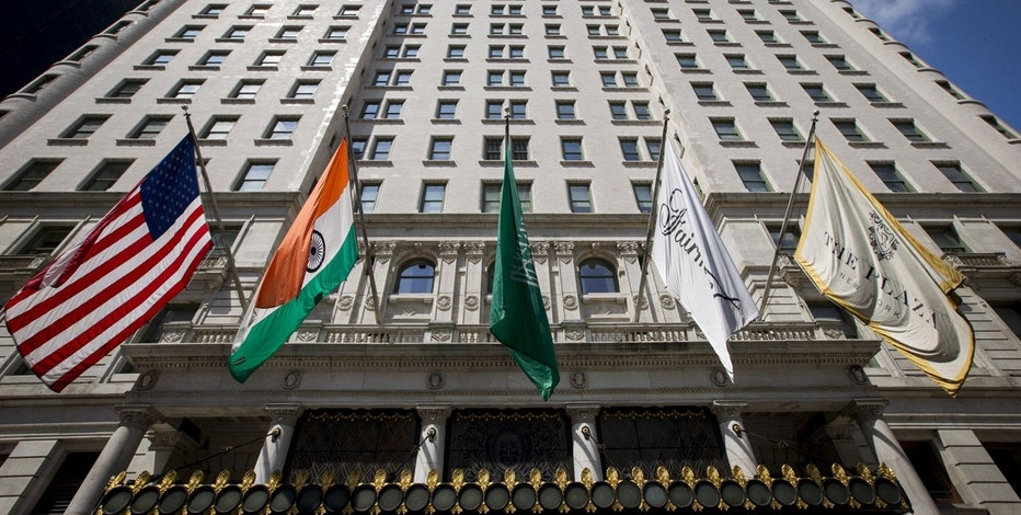 Plaza Hotel Reuters