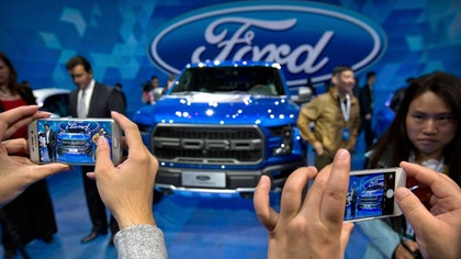 Ford explores new China joint venture for electric cars