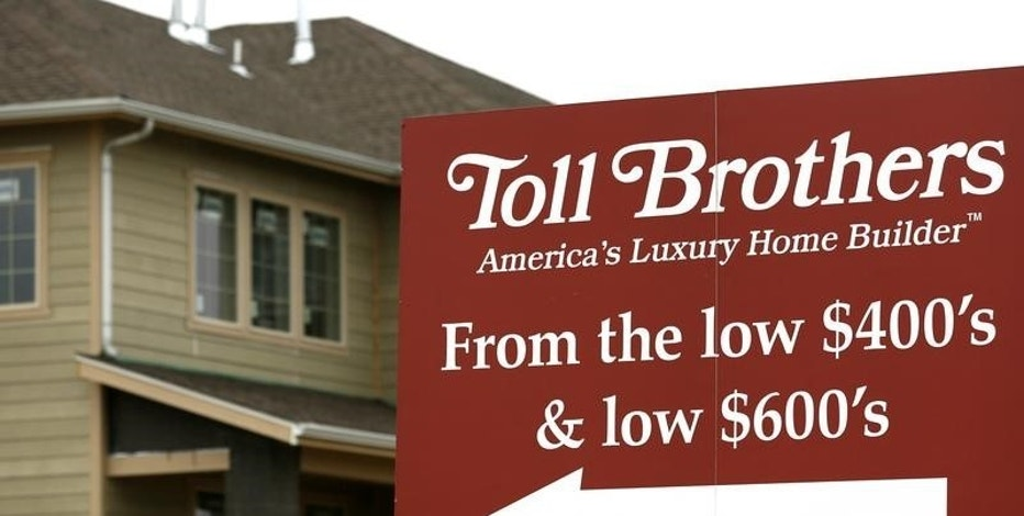 Markets Open Higher; Toll Brothers Profit Tops Views