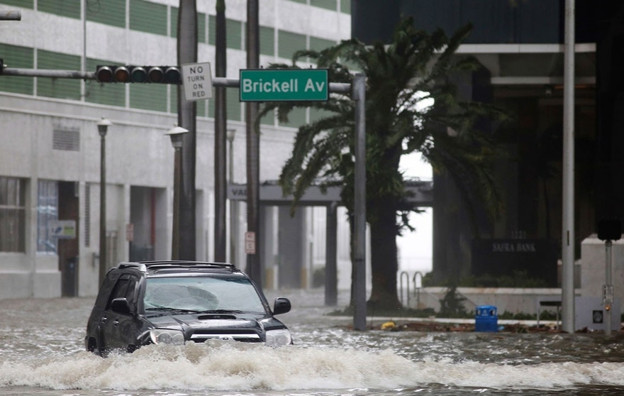 Irma brings Miami's bustling 'Wall Street of the South' to a halt | Fox Business