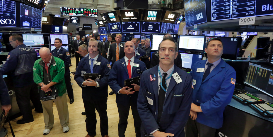 Wall Street opens higher as Irma, N.Korea fears ebb