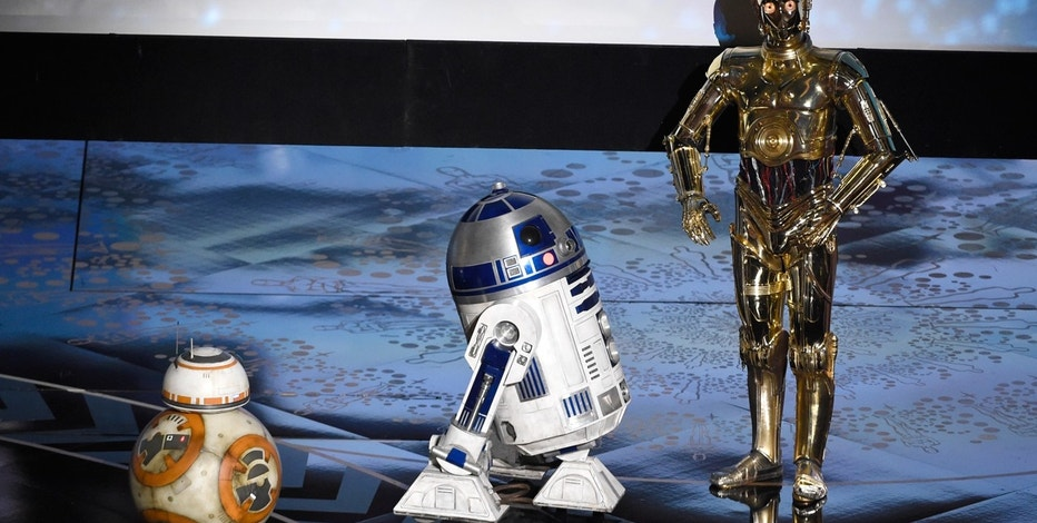 R2-D2, Star Wars FBN