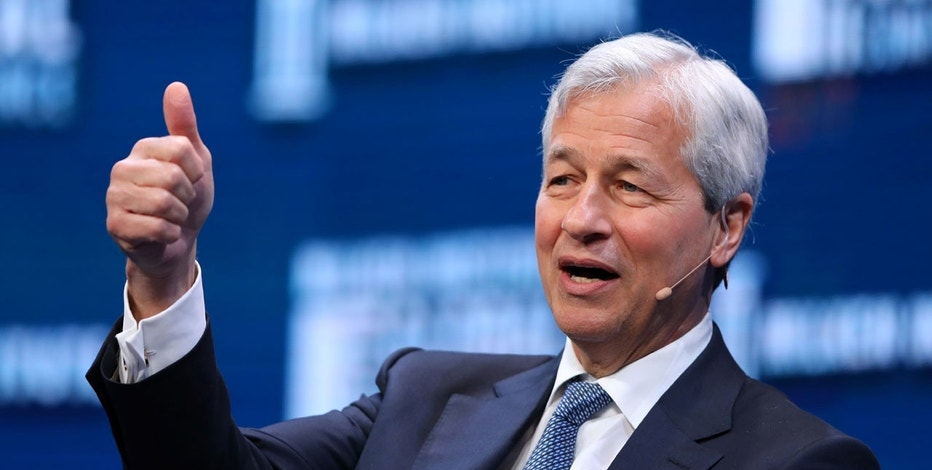 JPMorgan CEO says Bitcoin is