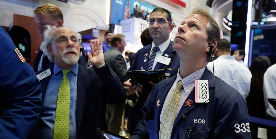 NYSE trader looking up FBN AP