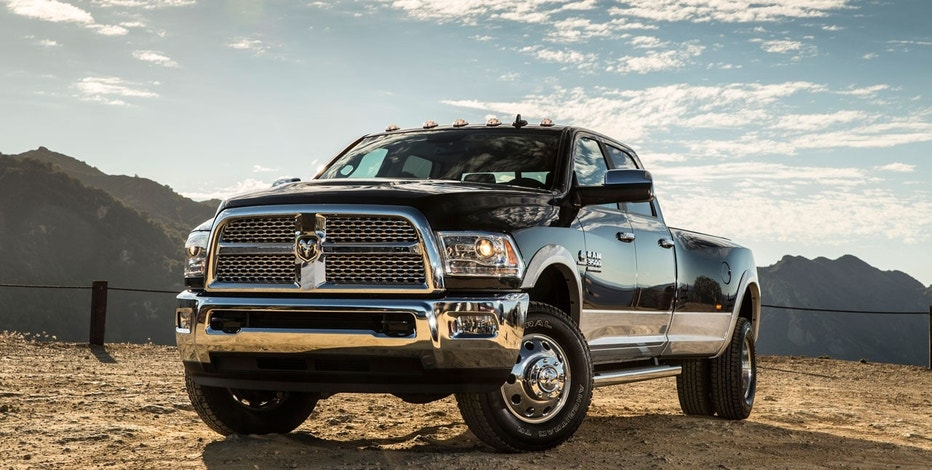 Fiat Chrysler recalls almost 500000 pickup trucks due to fire risk