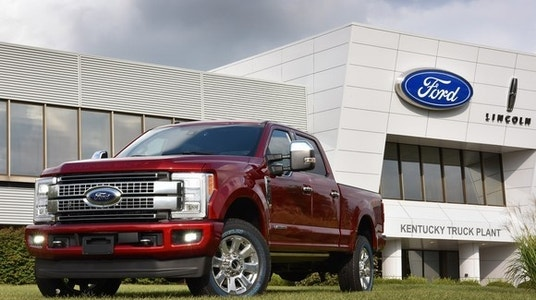 Ford Trims Production at Five Plants in North America as U.S. Sales Slow