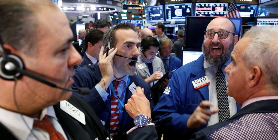 Tech gains lift S&P 500, Nasdaq to records; Dow slips