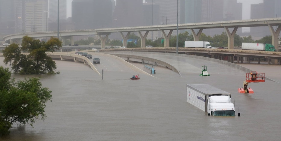 Houston Flooding  Reuters
