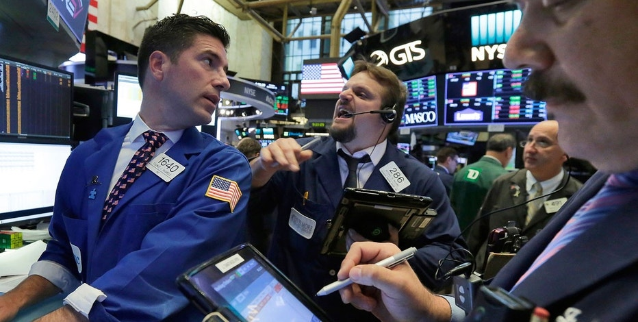 Nasdaq, S&P slip; Dow hits another record high
