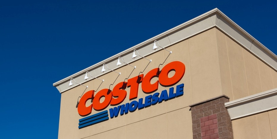 Citrus Heights, California, USA - Jun 17, 2011: Costco Wholesale storefront in Citrus Heights, California. Costco Wholesale operates an international chain of membership warehouses, carrying brand name merchandise at substantially lower prices.
