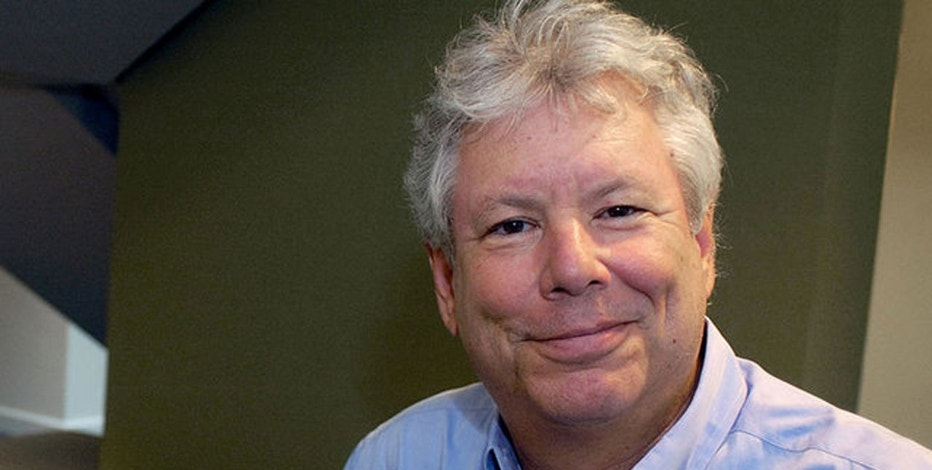 Richard Thaler University of Chicago Booth School of Business/Handout via REUTERS