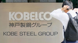 Kobe Steel CEO says data-cheating may have spread beyond Japan as government orders probe