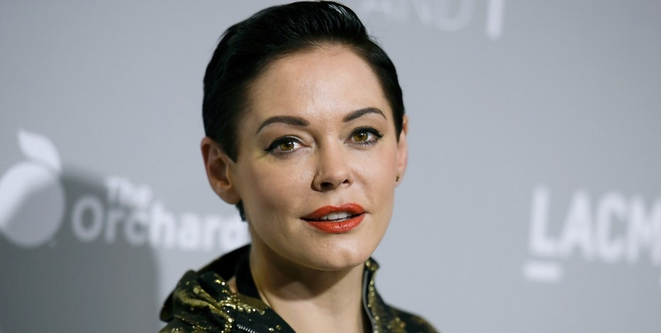Rose McGowan Claims Harvey Weinstein Raped Her, According to New Tweets