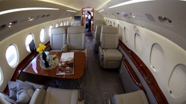 Luxury jet buyers think resale value in tough market