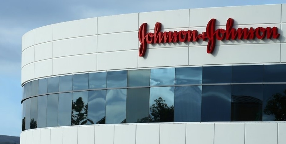 FILE PHOTO: A Johnson & Johnson building is shown in Irvine, California, U.S., January 24, 2017.   REUTERS/Mike Blake