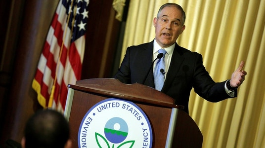 EPA cancels appearance by scientists at climate change conference