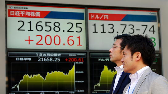 Japan ruling party win boosts Nikkei&#x3b; other trading muted