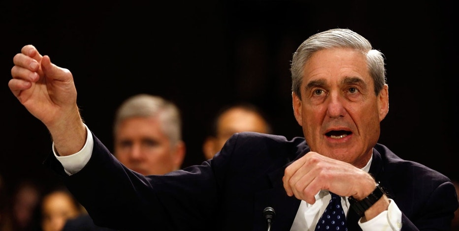 Robert Mueller  Reuters/Larry Downing