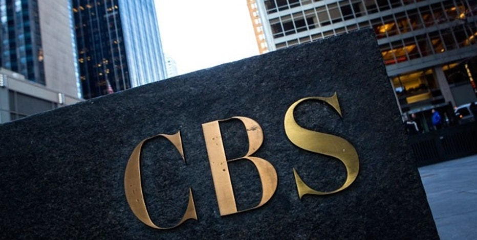 CBS Corp (NYSE:CBS) Stock Price While Sentiment Worsens