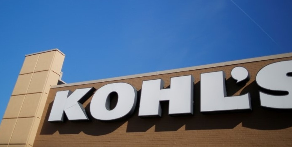 A sign marks a Kohl's store in Medford, Massachusetts, U.S., February 21, 2017. REUTERS/Brian Snyder