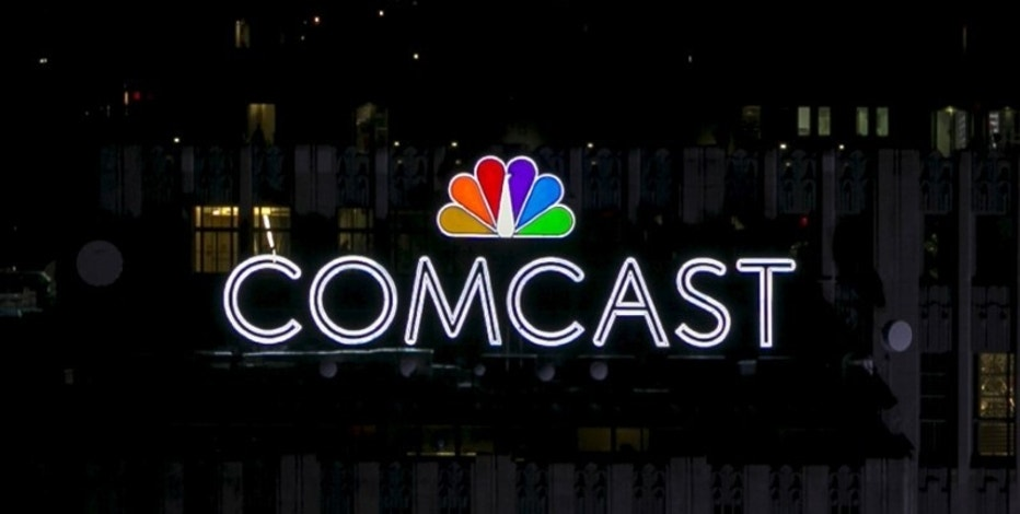 Comcast and Verizon explore bids for 21st Century Fox's stake in Sky