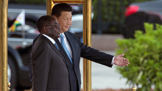 China's deep ties to Zimbabwe could grow after Mugabe era