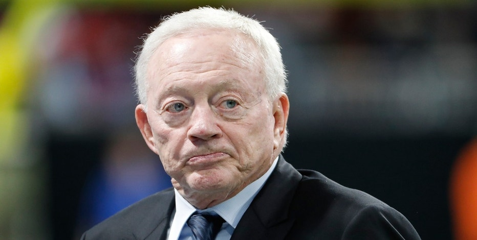 Jerry Jones done with National Football League lawsuit idea over Roger Goodell's contract