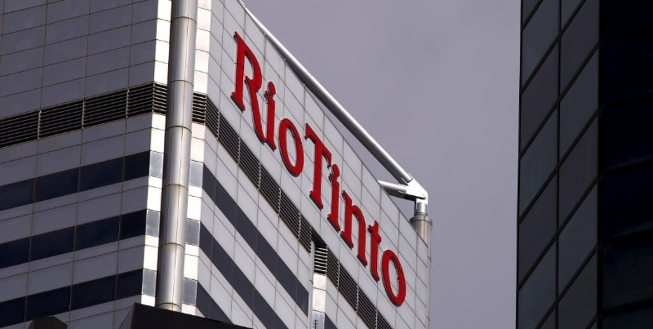 Rio Tinto cuts capital spending forecast for 2017
