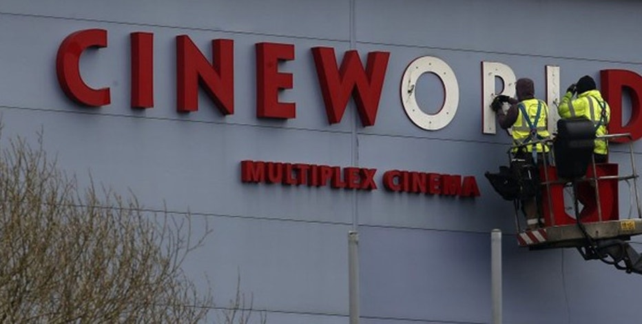 Cineworld announce deal to buy Regal Entertainment, shares fall