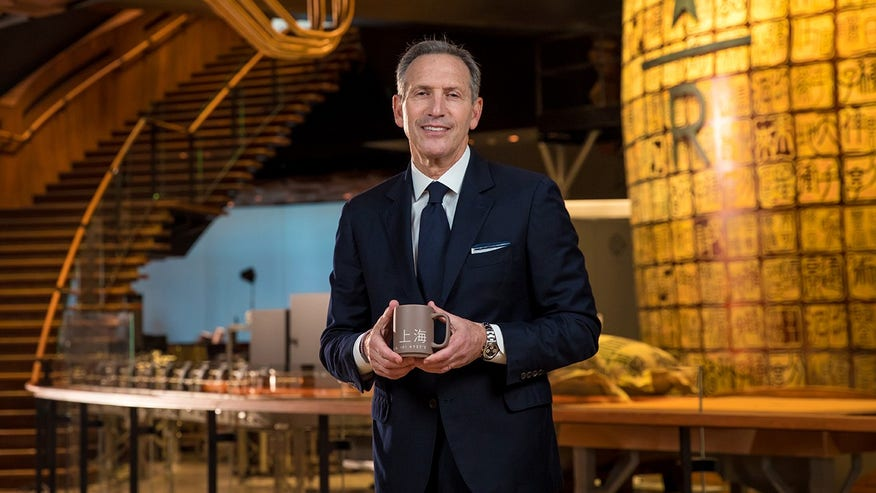 Executive Chairman Howard Schultz on the opening