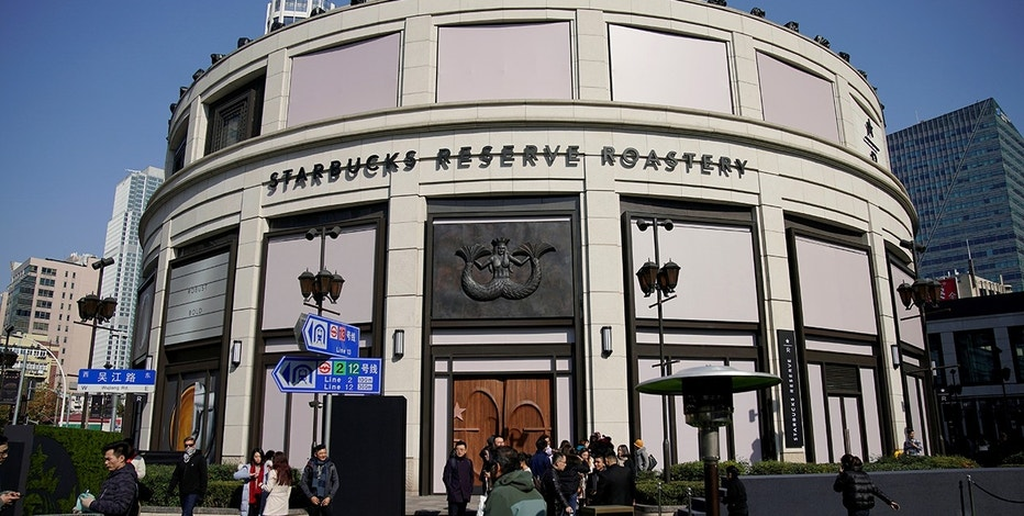 World's largest Starbucks to open in Shanghai
