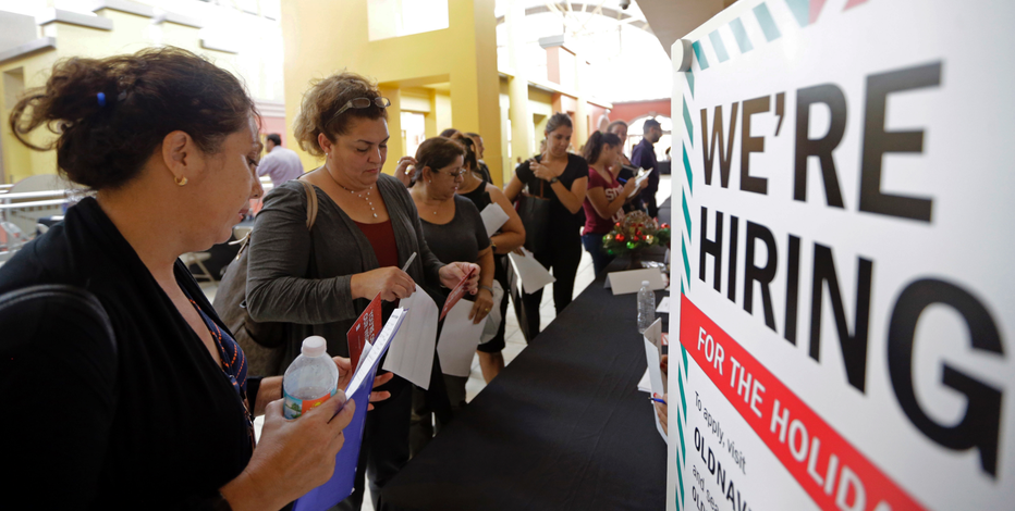 US Adds 190000 Private Sector Jobs in November: ADP