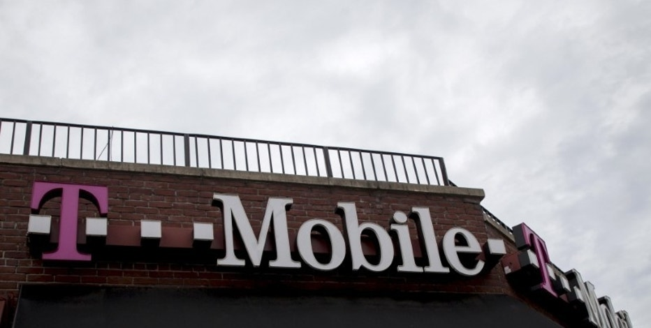 T Mobile store in the Brooklyn borough of New York