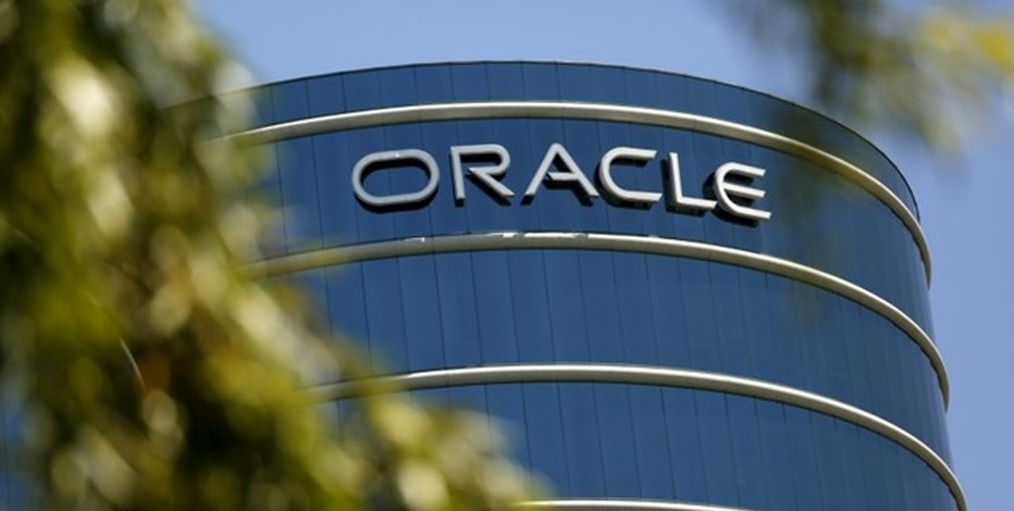 Oracle logo FBN