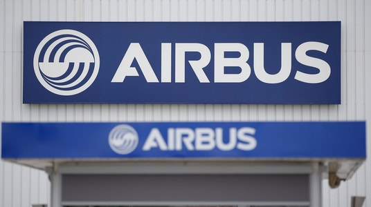 Airbus confirms management shake-up