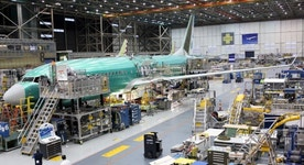 Boeing delivers record number of commercial jets in 2017