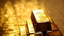 Gold hits 4-month high