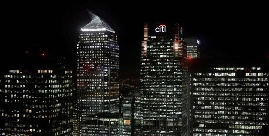 Citigroup reports $18 bln loss on one-time tax items