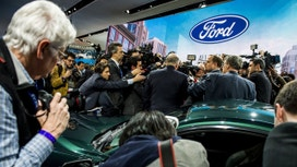 Ford Motor sees lower operating profit on an earnings-per-share basis