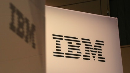 IBM's revenue rises for the first time in nearly six years
