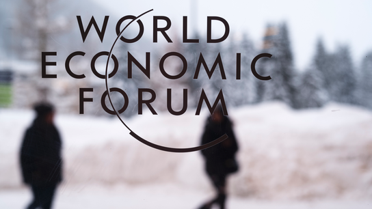 Davos diplomacy scene not exactly a natural fit for Trump