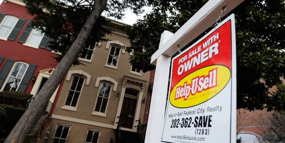 Pending Home Sales Eked Out an Increase in December
