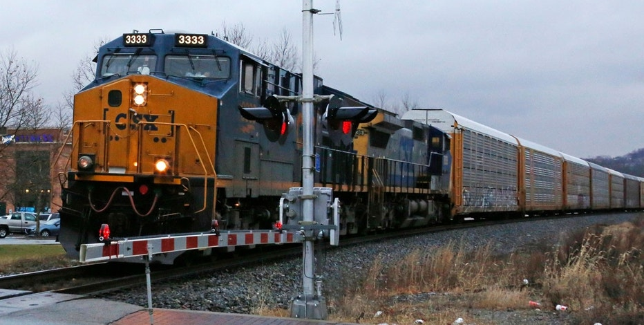 Amtrak collision: CSX facing another potential setback ...