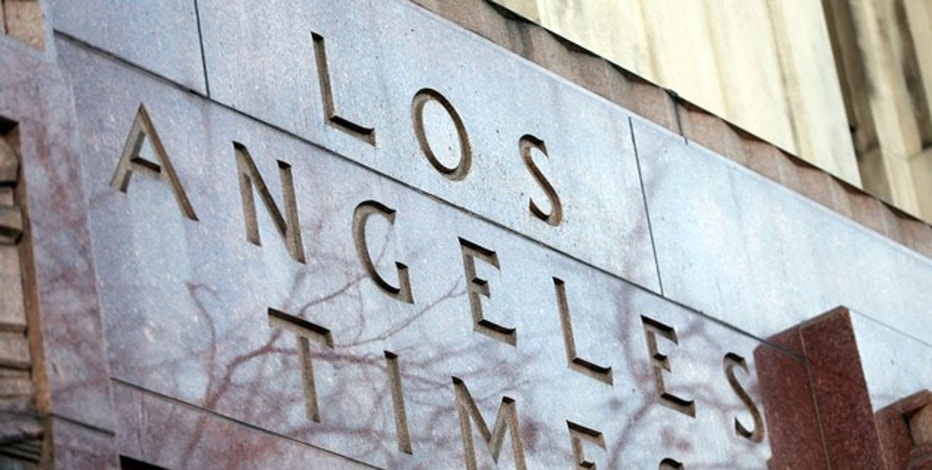 Tronc Is Selling The Los Angeles Times