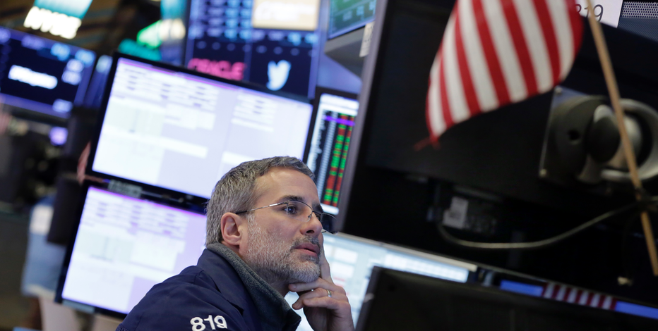 Dow sinks almost 1600 points in worst one-day drop in history